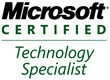 Microsoft Certified Technology Specialist dal 16 Maggio 2008